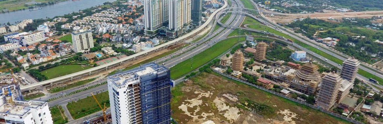 Dự án Thang Long Home Hưng Phú mở rộng đường Tô Ngọc Vân đẩy BĐS tăng cao