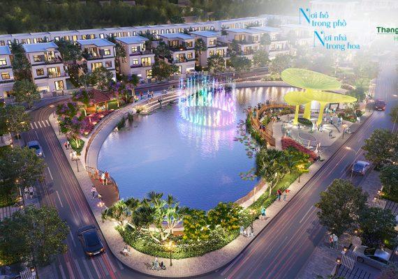 Thang Long Home – Hưng Phú: Điểm nóng Biệt Thự View tại Sài Gòn